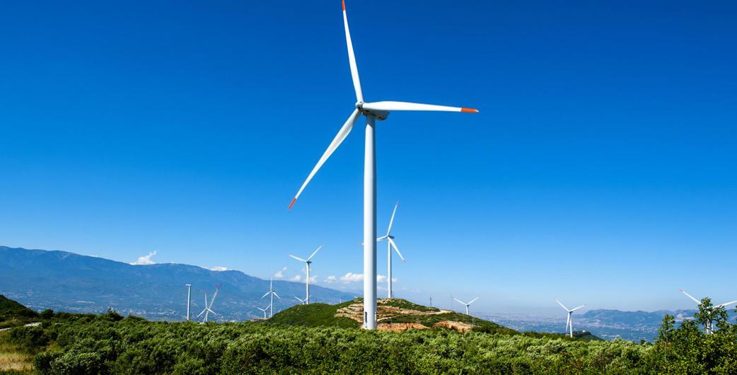 Wind turbine project