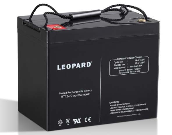 modern car battery