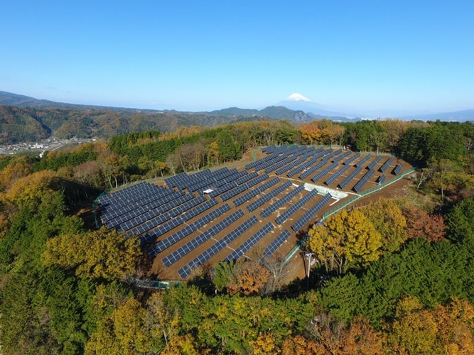 Advantages of solar energy on the environment 2