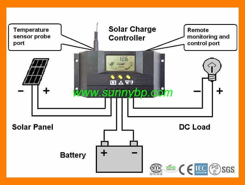 2-solar charge controller